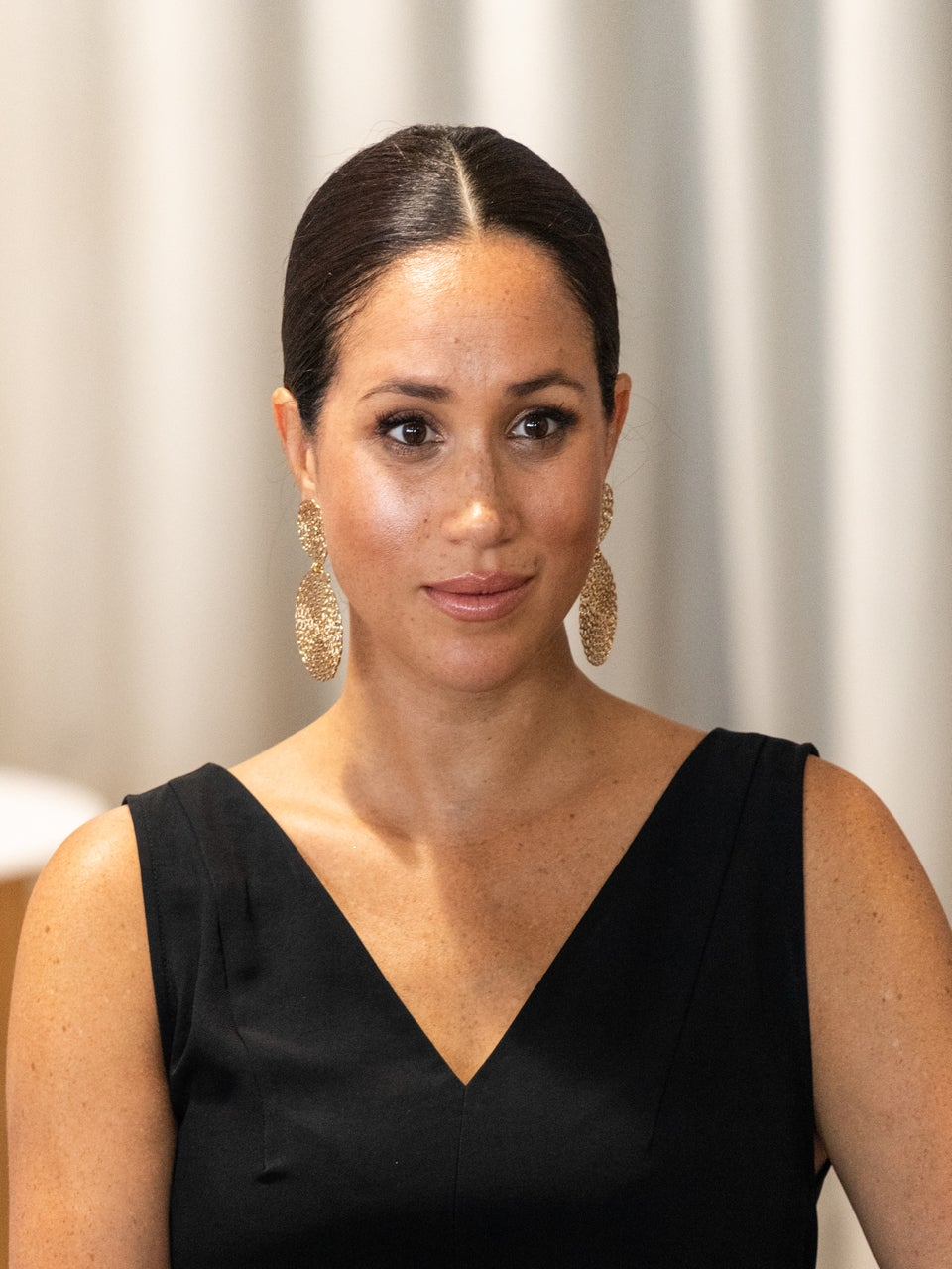 Meghan, Duchess of Sussex, Pays Tribute To Murdered South African Student