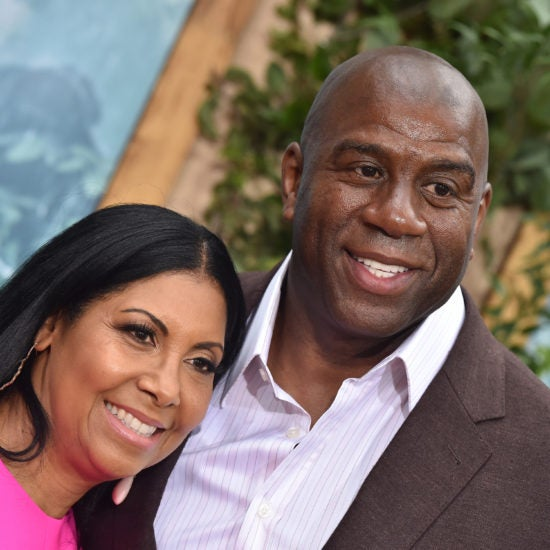 Magic Johnson Says Marrying His Wife Cookie Was 'One Of The Best Decisions I've Ever Made'