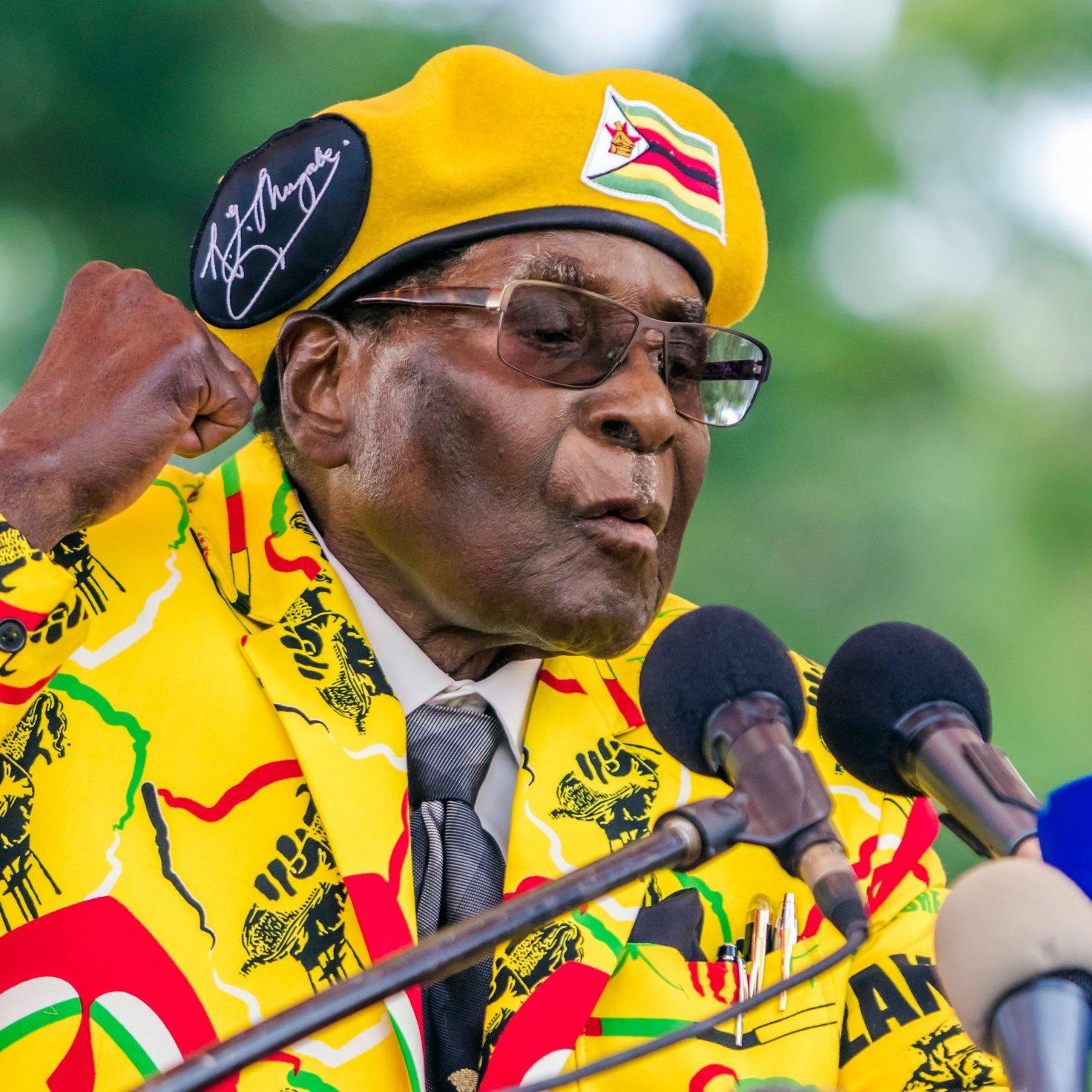 Former Zimbabwean President Robert Mugabe Dead At 95