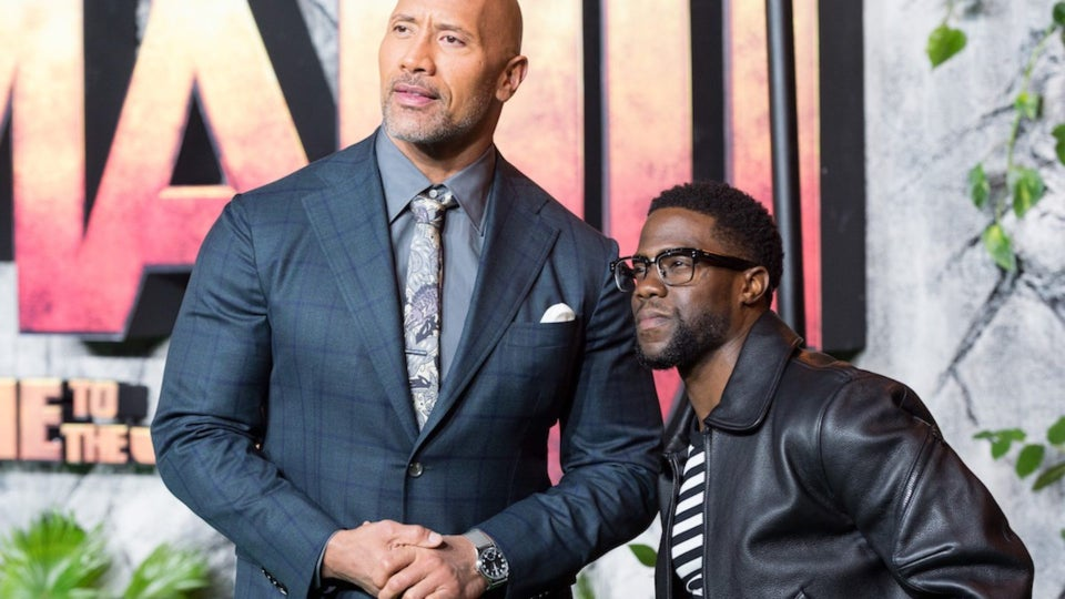 Dwayne 'The Rock' Johnson Confirms Kevin Hart Is 'Good' After Car Crash