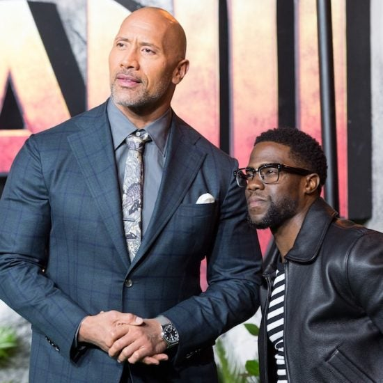 Dwayne 'The Rock' Johnson Confirms Kevin Hart Is 'Good' After Car Crash