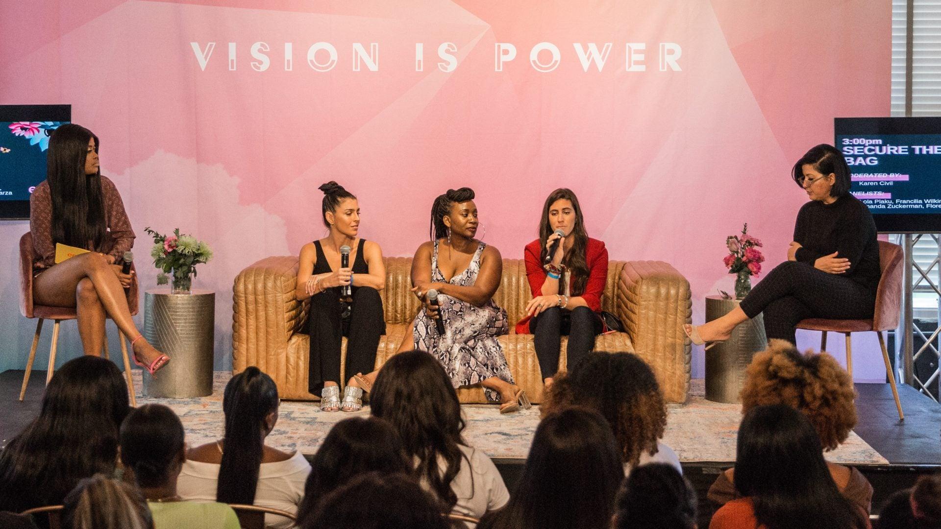 ENVSN Fest: Karen Civil On How To Stay Motivated