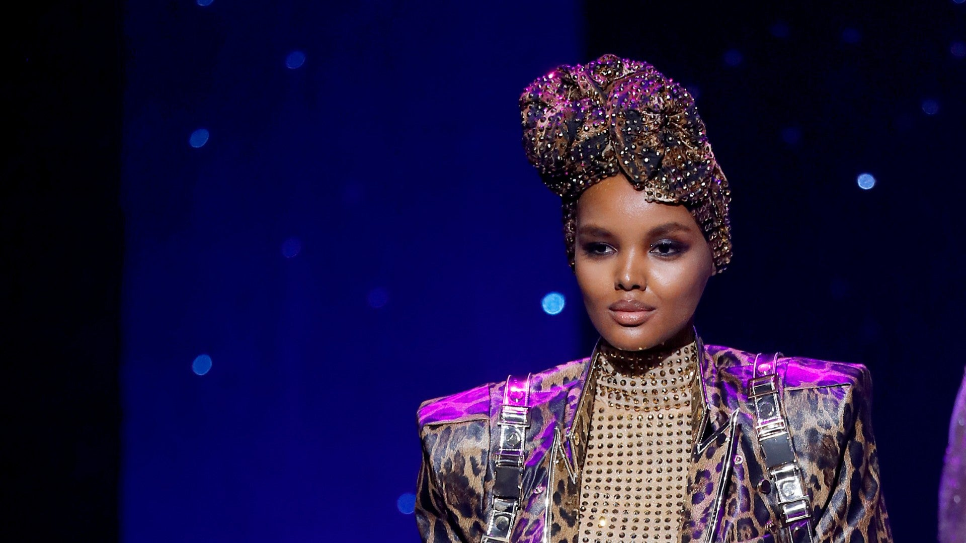 Halima Aden Says This Fuels Her NYFW Beauty Mojo
