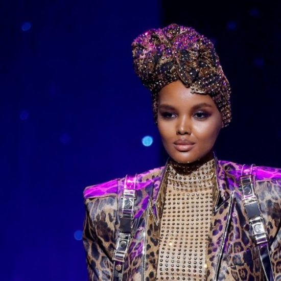 Model Halima Aden Says This Fuels Her New York Fashion Week Beauty Mojo