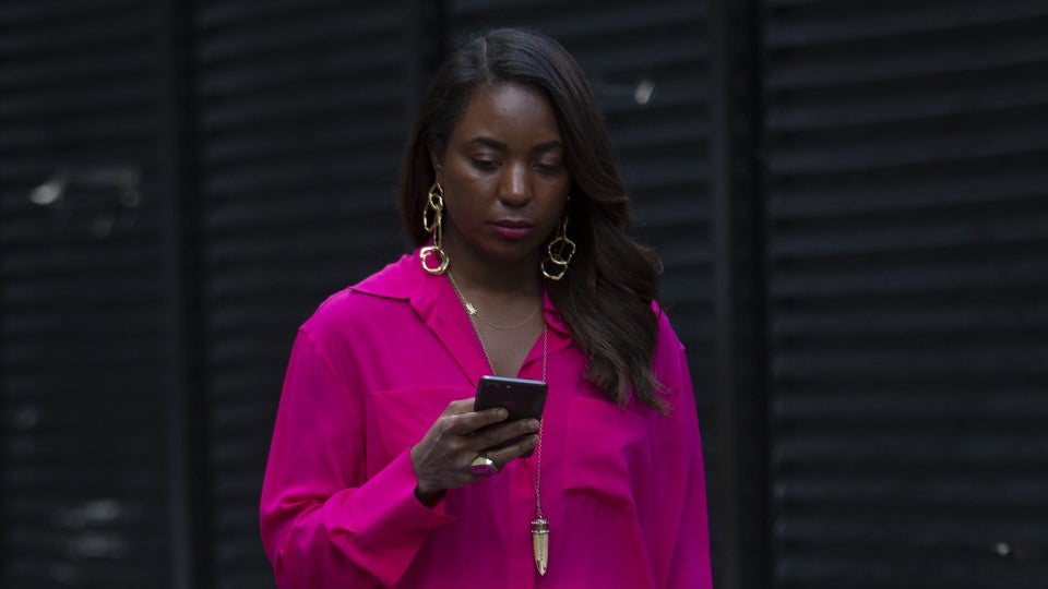 NYFW: The Industry Insiders Who Hit The Streets