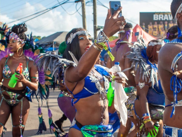 Playing Mas In Antigua Was The Bucket-List Experience I Never Knew I Needed