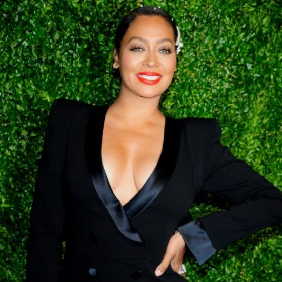 La La Anthony Admits To Doing This Beauty No-No And Tells Ladies Not To Do It Too