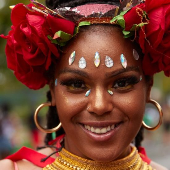 Beauty Looks From The Labor Day Parade In New York City