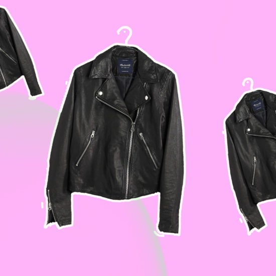 Your Guide To The Perfect Leather Jacket For Fall