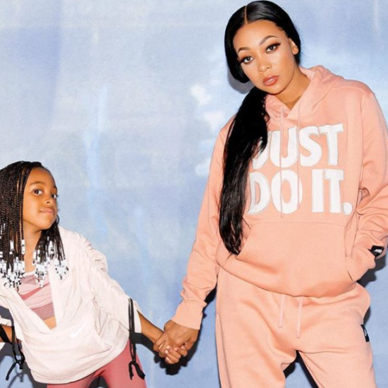 "Monica Threw Her Daughter Laiyah A ""Sweet Six"" Birthday Party With All Of Her Besties"