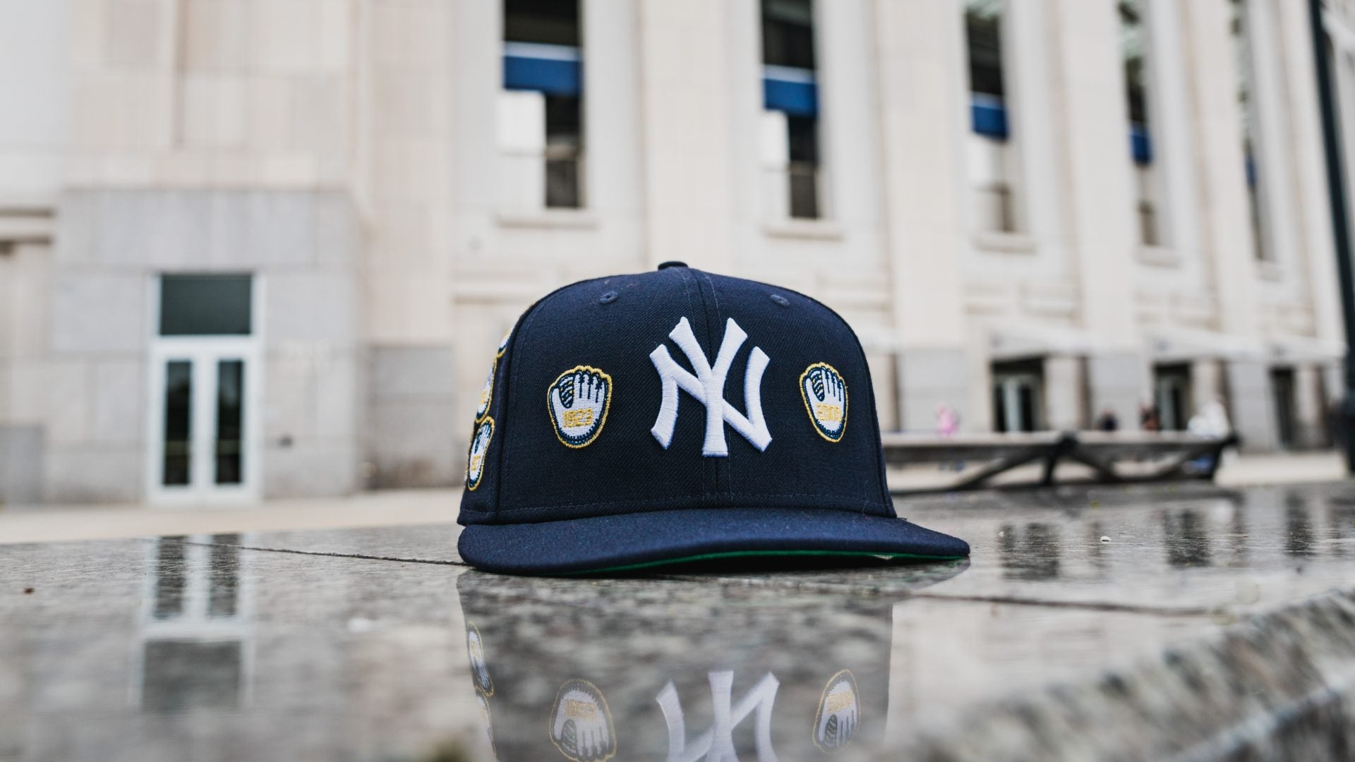 New Era Teamed Up With Spike Lee For Yankees Collection