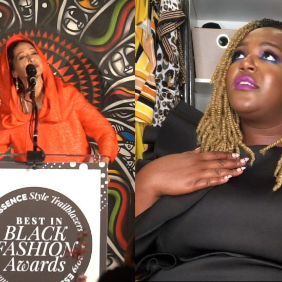In Case You Missed It, ESSENCE Fashion House At NYFW Was Lit
