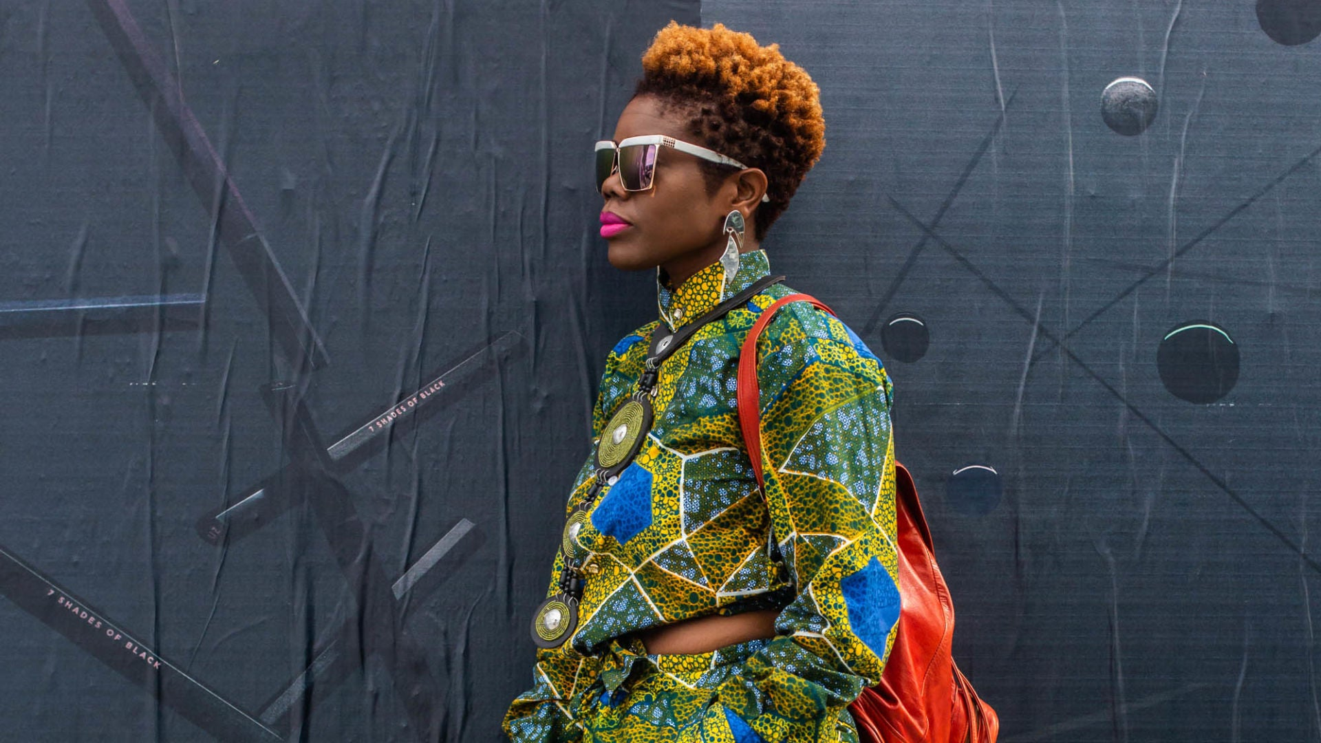 The Street Style At ESSENCE Fashion House NYC Was On Fire