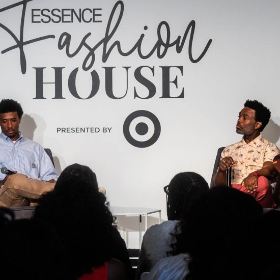 ESSENCE Fashion House NYC: Ouigi Theodore, Guy Wood Sr., Leroy Pope and Sharifa Murdock Winning At Retail