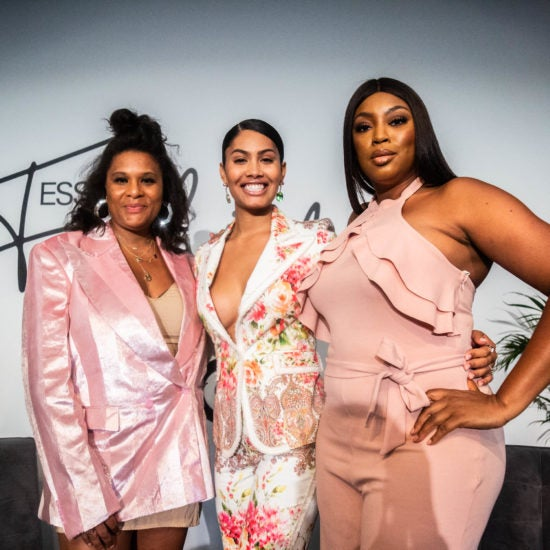ESSENCE Fashion House NYC: Models Leyna Bloom And Liris Crosse Talk Redefining Beauty Standards In Fashion