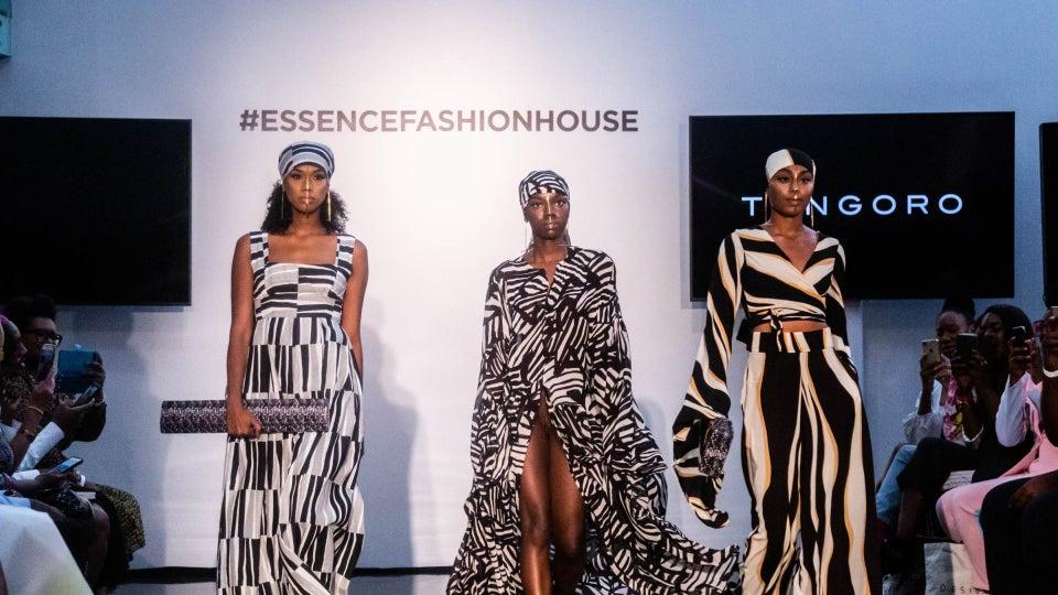 ESSENCE Fashion House NYC: Tongoro Glided Down The ESSENCE Runway