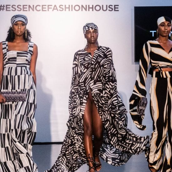 ESSENCE Fashion House NYC: Tongoro Glided Down The ESSENCE Runway