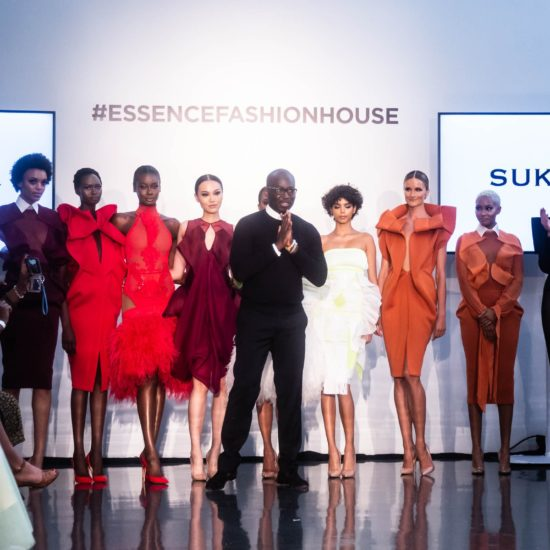 ESSENCE Fashion House: Omar Salam Sent Daring Looks Down The Runway