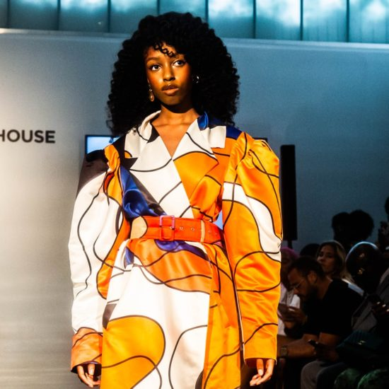 ESSENCE Fashion House NYC: Rich Mnisi Sends Sleek Looks Down The ESSENCE Runway