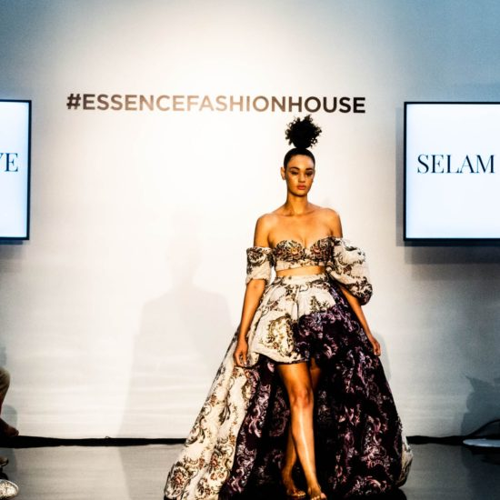 ESSENCE Fashion House NYC: Selam Fessahaye Wowed The Crowd With Avant-Garde Looks