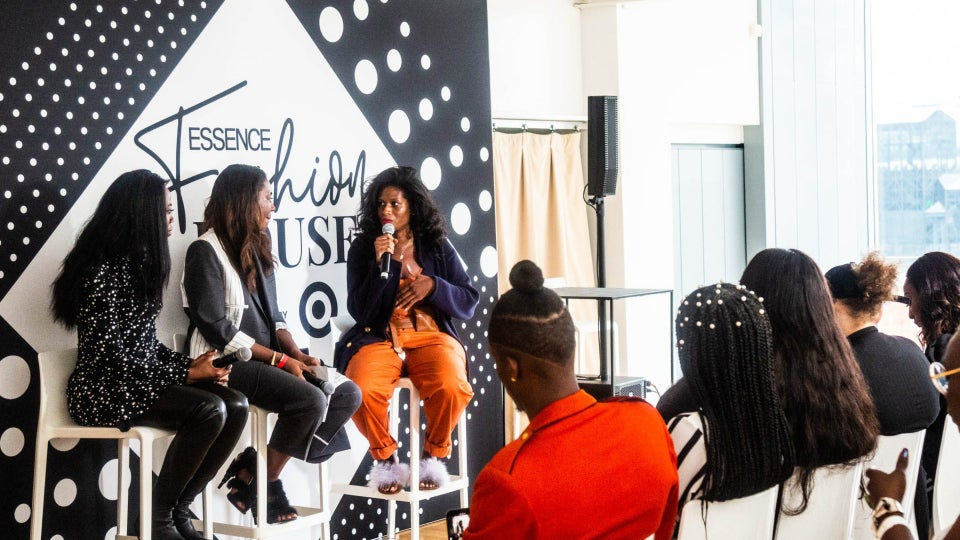 ESSENCE Fashion House NYC: Designers Fe Noel And Aminah Abdul Jillil Are Making Their Mark In The Fashion Industry
