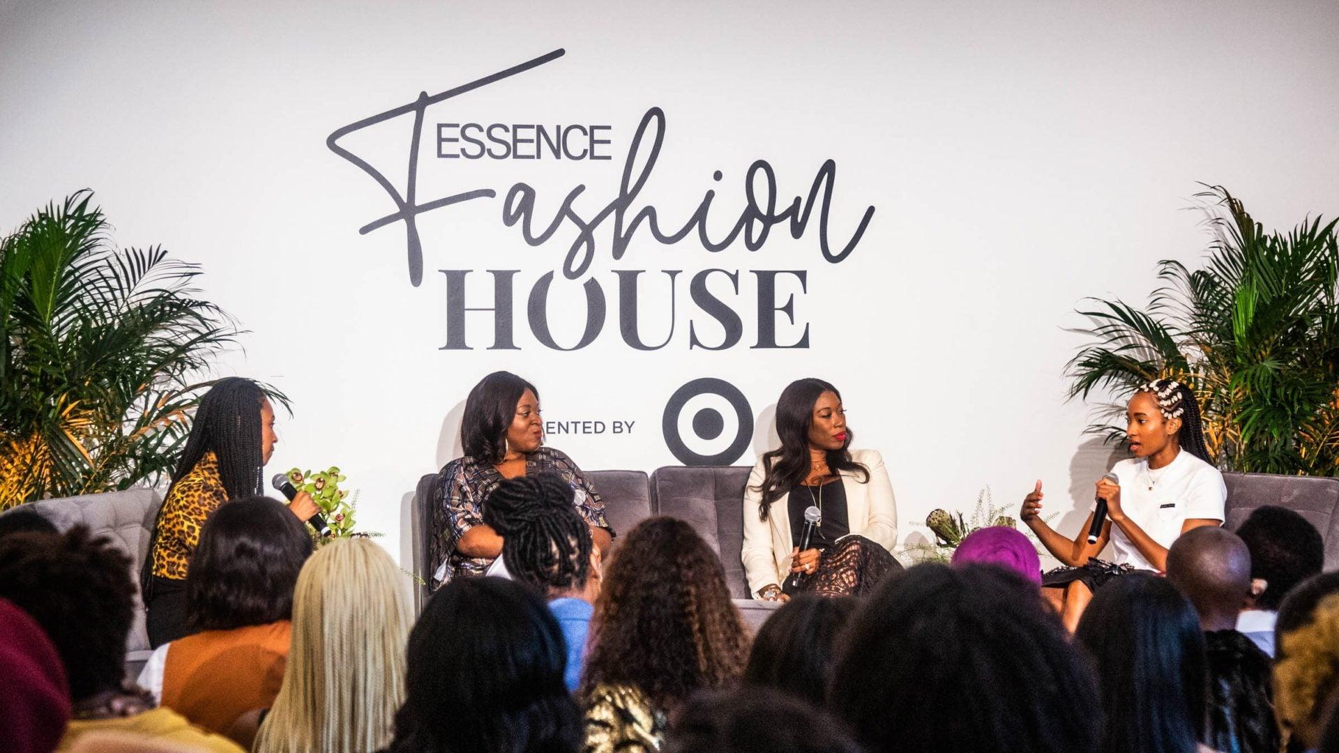 ESSENCE Fashion House NYC: Candace Marie, Umindi Francis, And Ezinne Kwubiri Are Making Changes In Fashion