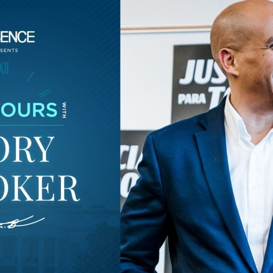 24 Hours With: Cory Booker