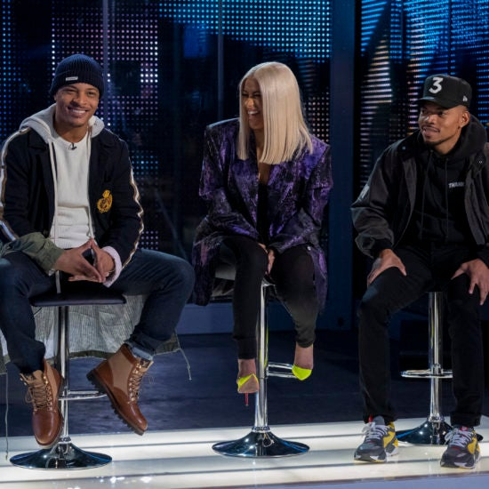 First Look: T.I., Chance The Rapper And Cardi B. As Judge's On Netflix's First Music Competition