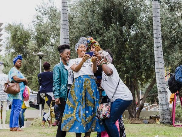 LA's Head Wraps in the Park Festival Celebrates Black Women's Glorious Crowns