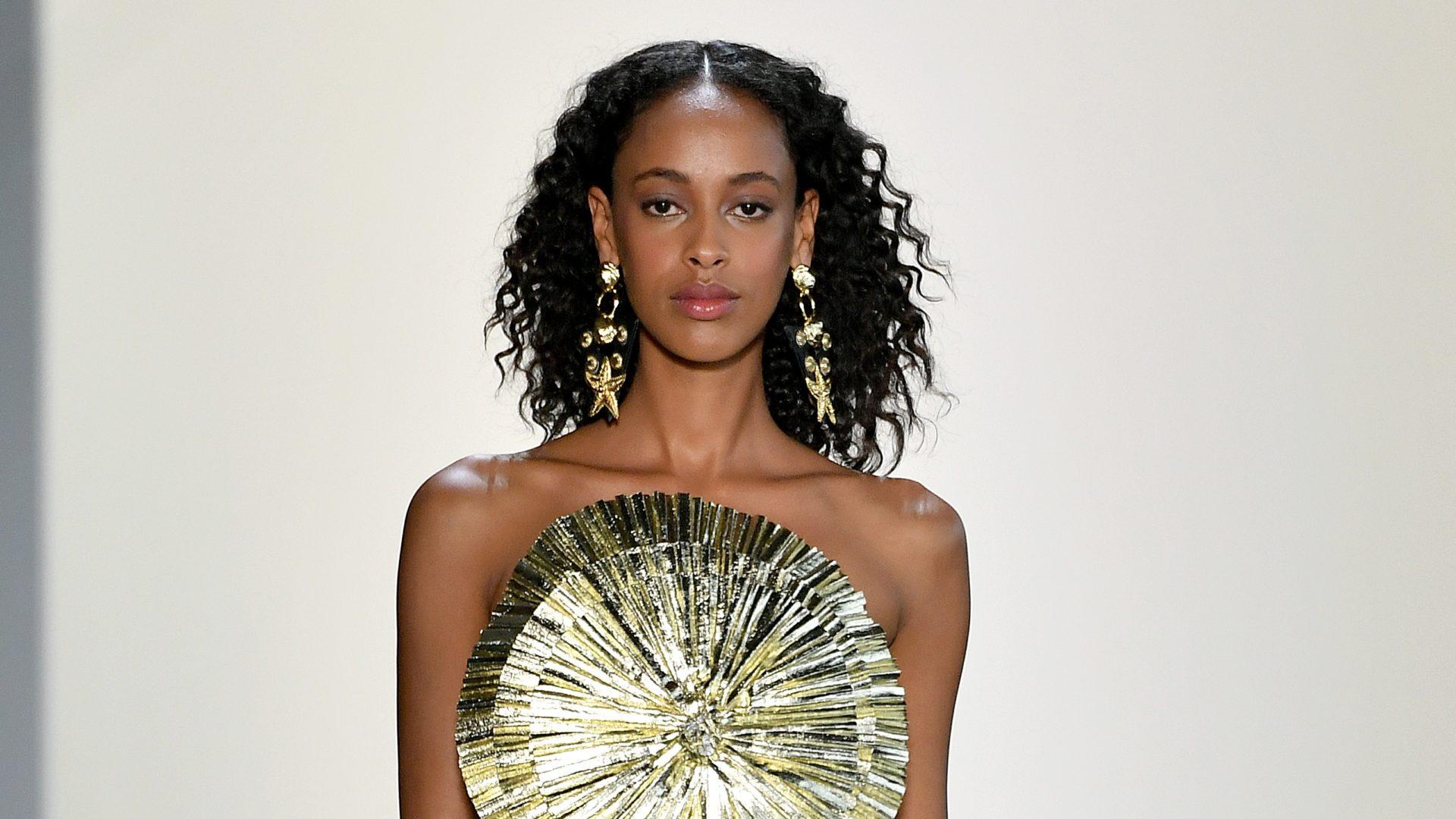 NYFW: Raisa Vanessa Unveils '70s Dance-Inspired Collection