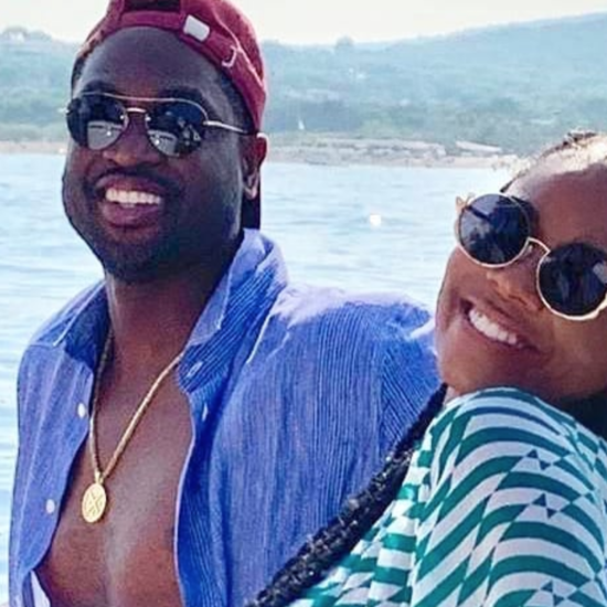 Dwyane Wade And Gabrielle Union Gave Us 100% Black Love Goals On Their Anniversary Trip