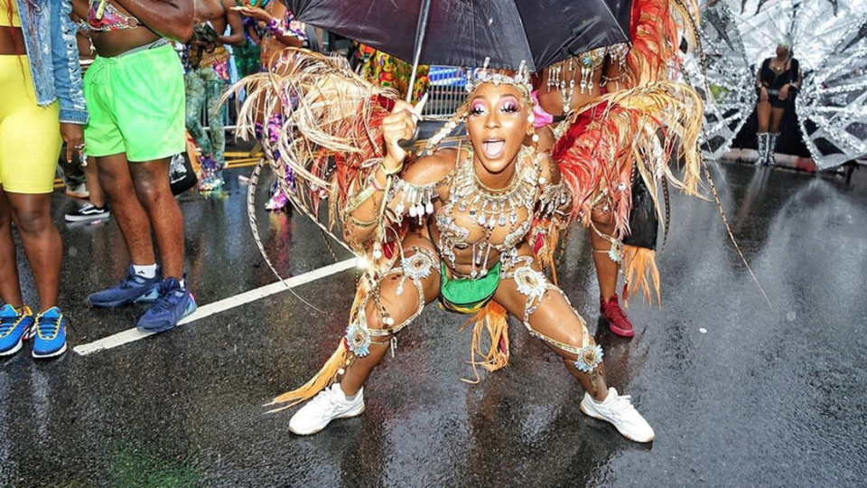 Rain No Stop We! 26 Times New York Carnival Proved The Fete Must Go On