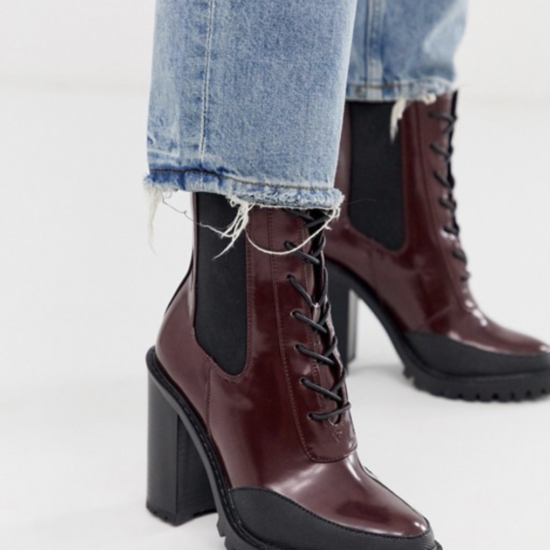 Add Some Grunge To Your Fall Look With These Fierce Boots
