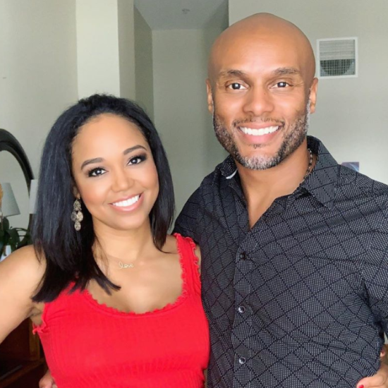 It's Official! Kenny Lattimore and Judge Faith Jenkins Are Husband And Wife