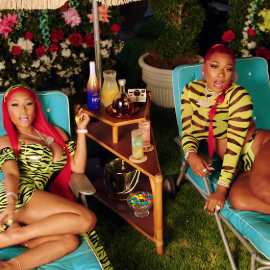 "Megan Thee Stallion Extends Hot Girl Summer With ""Hot Girl Summer"" Video"