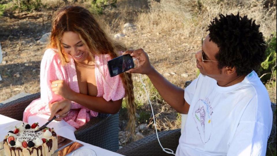 All Of The Many Ways Jay Z Has Celebrated Beyoncé's Birthday