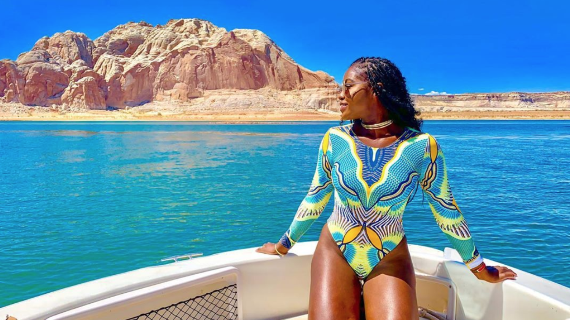 Black Travel Vibes: Get Lost In The Desert Beauty of Arizona