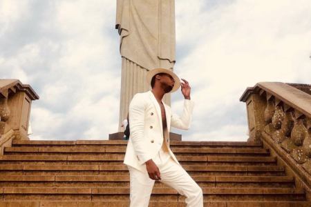 Black Travel Vibes: Step Your Travel Style Up On The Streets Of Brazil