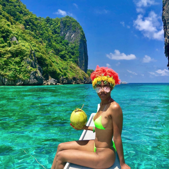 Black Travel Vibes: Discover Gorgeous Hidden Beaches In El Nido, Philippines