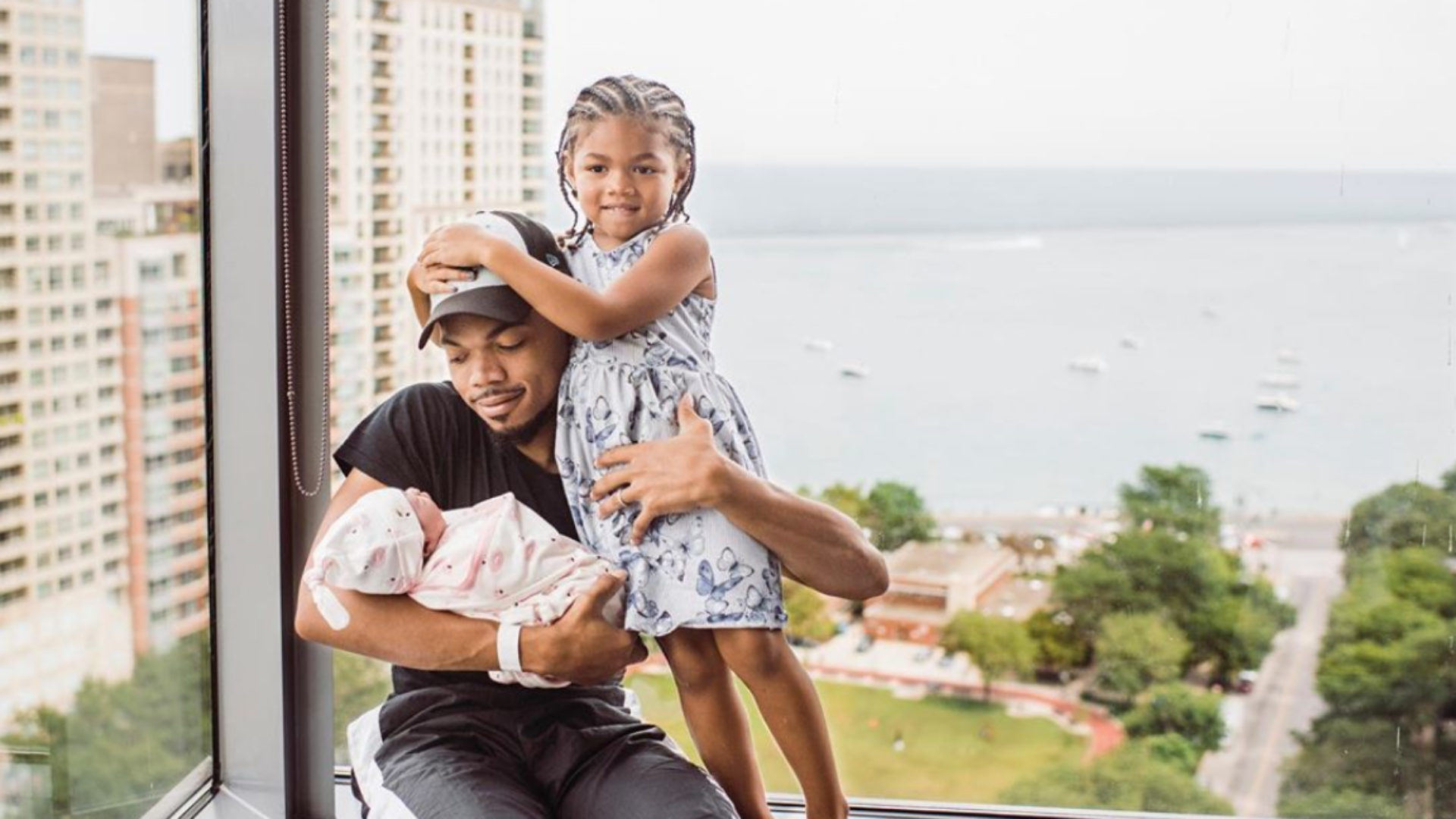 Chance The Rapper Reschedules Tour To Spend Time With His Growing Family