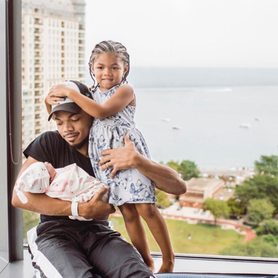 Chance The Rapper Is Rescheduling His Tour To Be A Family Man