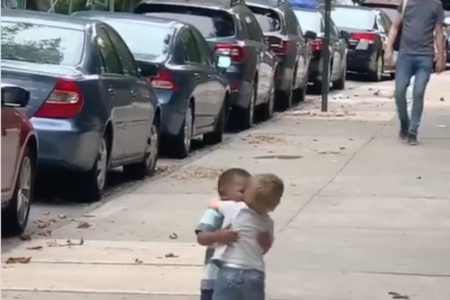 These Toddler Besties Are Friendship Goals