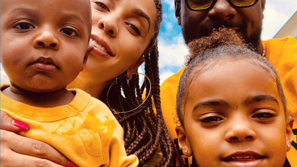 Lance Gross His Wife Rebecca Have The Cutest Family
