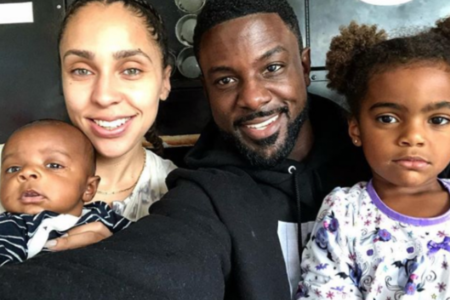 Lance Gross His Wife Rebecca Have The Cutest Family - Essence