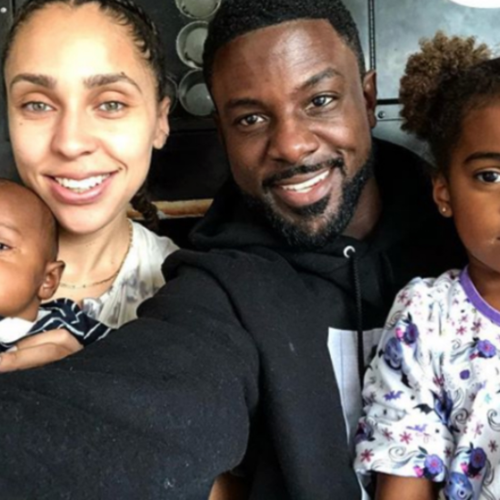 We Can't Get Enough Of These Cute Family Photos With Lance and Rebecca Gross