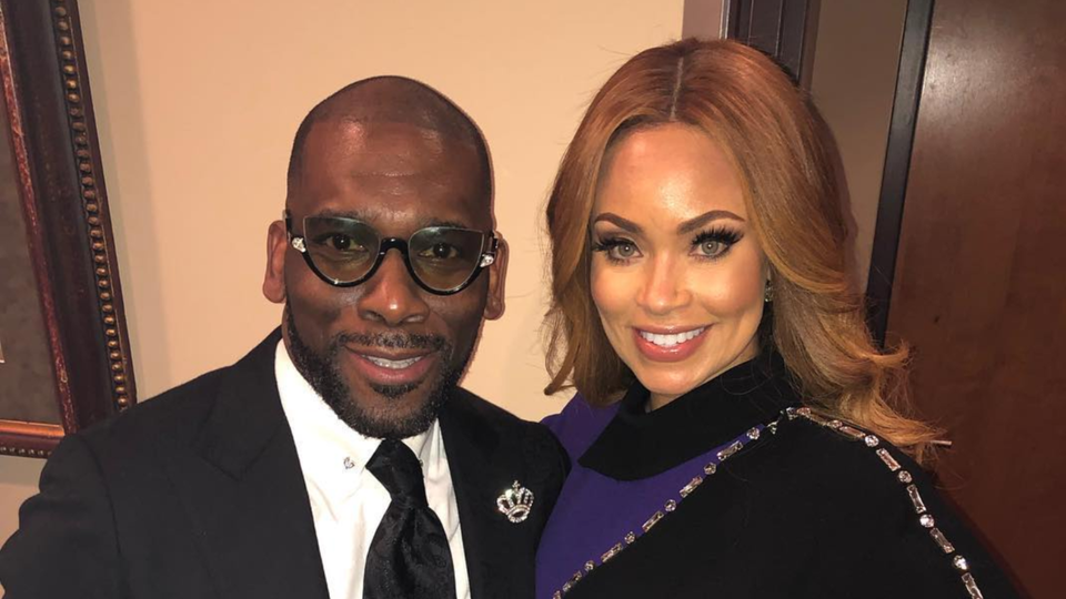 Gizelle Bryant Says She Wants To 'Protect' Ex-Husband Jamal Bryant On 'Real Housewives'