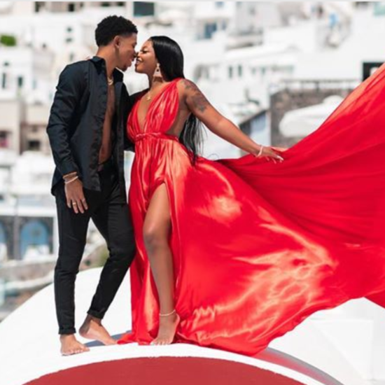 Watch YouTube Couple De'arra and Ken 4 Life Get Engaged On A Romantic Date In Greece