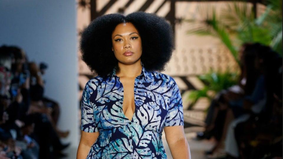 13 Breathtaking Photos Of Models Rocking Afros At NYFW