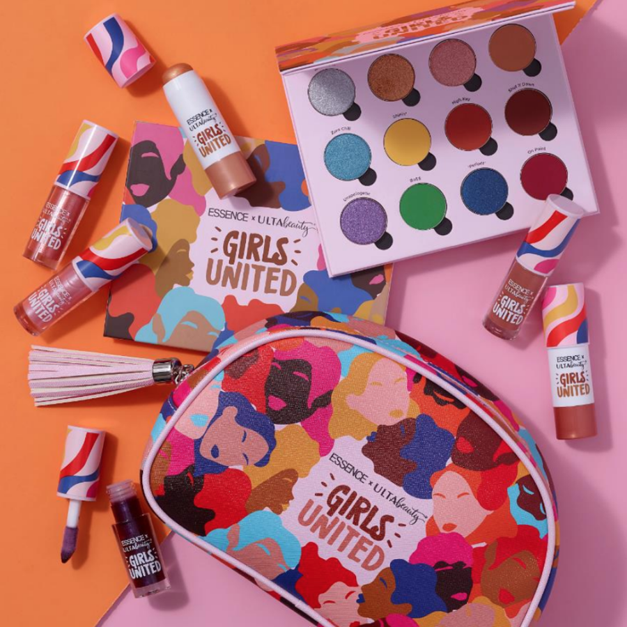 Shop The ESSENCE x Ulta Beauty Girls United Collection Created by Young Black Women Now