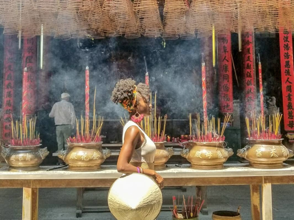 Black Travel Vibes: This Vietnamese Adventure Is Off The Beaten Path